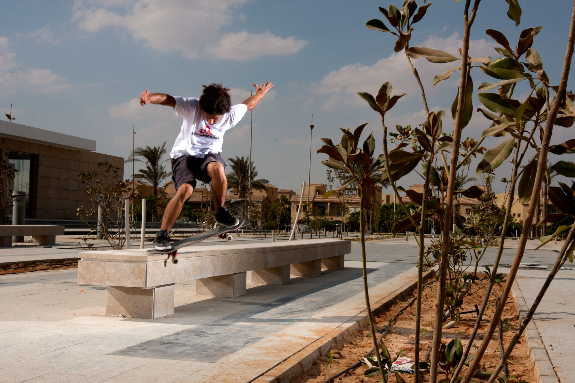 Amin Rida / Backside Croocked / Madinaty Cairo / ph: Cherif Herrawi
